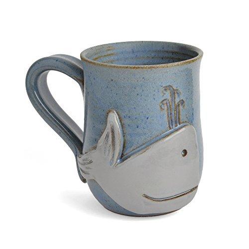 MudWorks Pottery Whale Mug
