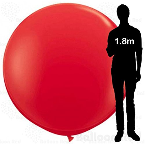 Climb Balloon Premium Quality Red product image