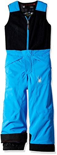 Spyder Mini Expedition Ski Pant, French Blue/Black, Size 5 by Spyder