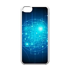New Style Information Age Image Phone Case For iPhone 5C