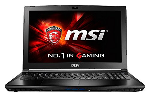MSI GL62 6QC 484UK 15.6-Inch FHD Gaming Notebook...