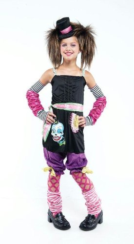 Harajuku Pop Princess Halloween Costume (Harajuku Pop Costume - Medium)