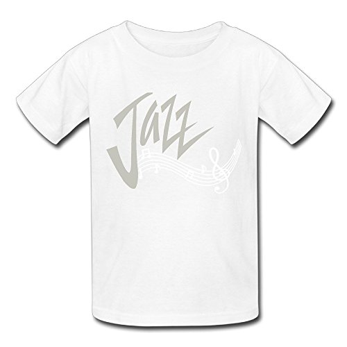 Youth Jazz Music Logo T Shirt White]()