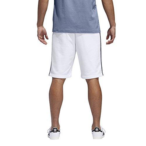 adidas Mens 3 STR Ft Short CZ5227_2XL - (Adidas Retro Shorts)