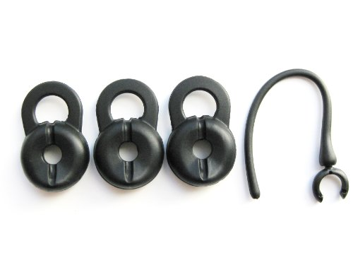 Large Black Stay Earbuds Jawbone product image