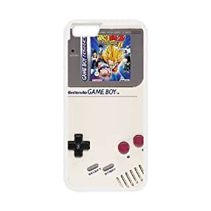 iphone6 plus 5.5 inch White phone case Game boy Super Mario Best Xmas Gift for Boy QWS4423290