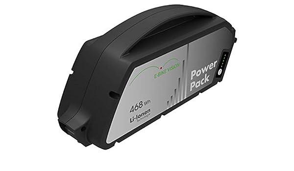 WSB Batería para Bicicleta eléctrica Vision Powerpack para Bosch ...