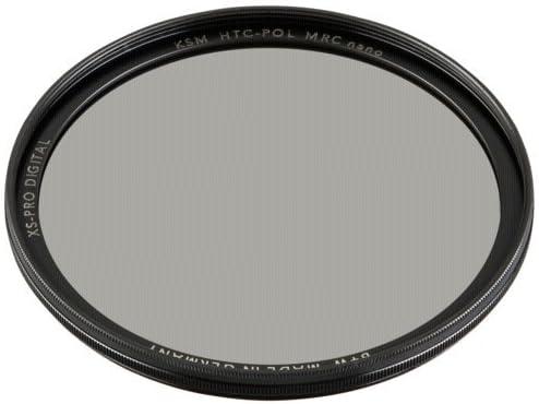 B+W XS-Pro Digital HTC MRC2 Nano Filtre polarisant Circulaire Selon K/äsemann High Transmission 58 mm