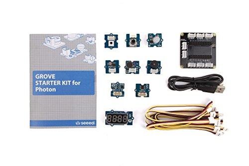 Seeedstudio Grove Starter Kit for Photon