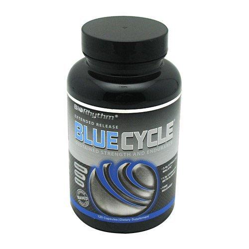 BioRhythm Blue Cycle - 120 Capsules - 40 servings