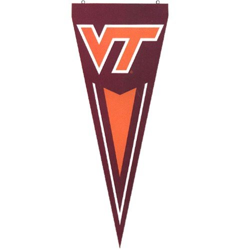 Virginia Pennant (NCAA Virginia Tech Hokies Yard Pennant)