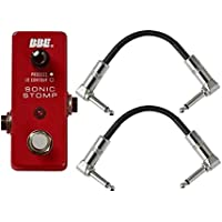 BBE MS 92 Mini Sonic Stomp Maximizer Guitar Effects Pedal...