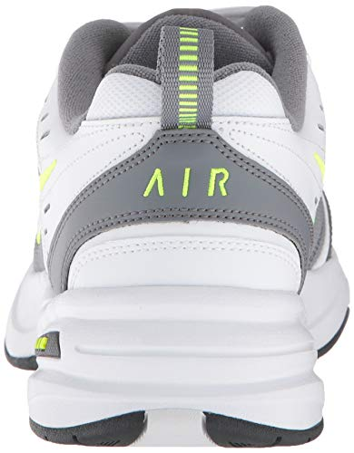 Nike Men's Air Monarch IV Cross Trainer, White-Cool Grey-Anthracite, 7 Regular US by Nike (Image #2)