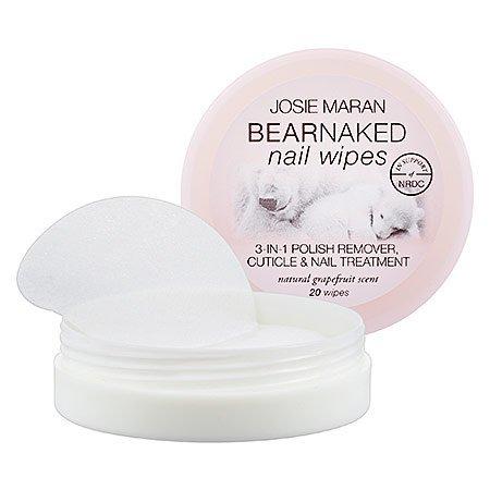 Josie Maran Naked Wipes Grapefruit product image