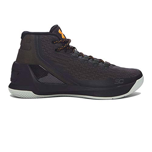 Under Armour Curry 3 Basketball Shoes – 12.5 – Black