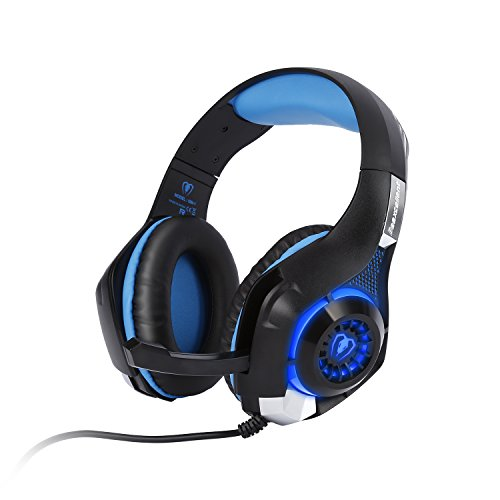 LESHP Headphones Microphone Isolating Reduction