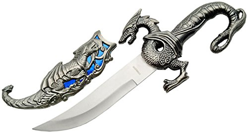 "VIP Home Essentials 10"" Fantasy Dragon Dagger Blade for sale  Delivered anywhere in USA"