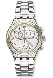 [Swatch] SWATCH watch IRONY CHRONO (Irony Chrono) SILVERNOW YCS586G Men's [regular imported goods]