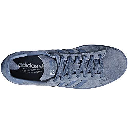 3 Hombre para Azul Campus Zapatillas EU 2 Acenat de Deporte Ftwbla 000 40 Acenat Adidas gxnCAqOwg