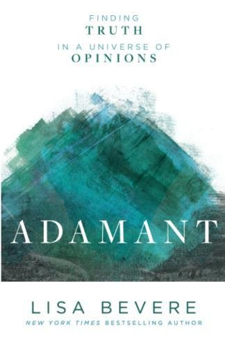 Adamant: Finding Truth in a Universe of Opinions cover