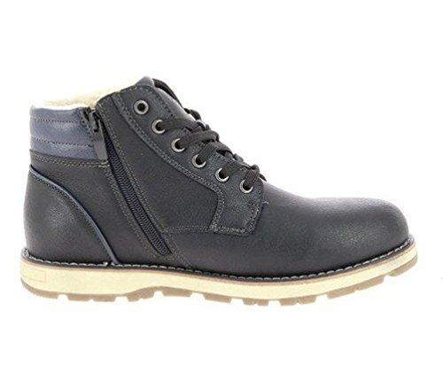 BM Footwear Herren Stiefel Tex-Membrane Warmfutter Winterschuhe Gr.42-46 -3710104