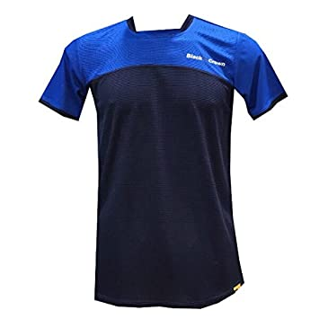 Camiseta Padel Black Crown Hombre Boom-Azul-L: Amazon.es ...