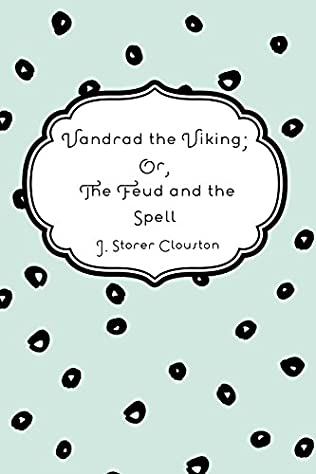 book cover of Vandrad the Viking