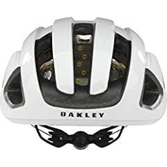 Engineered for those unforgiving climbs and blistering heat, Oakley ARO3 is built with optimized ventilation to help keep you cool, BOA FS1-1 360-degree fit system.Lightweight Polycarbonate Shell - Integrated Eyewear Dock To Securely Stow You...