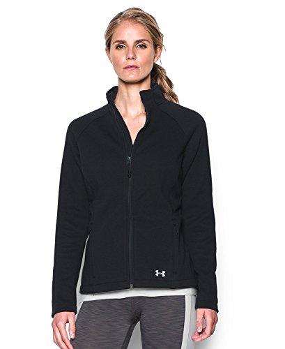Under Armour Womens Granite Jacket  Black Black  Medium