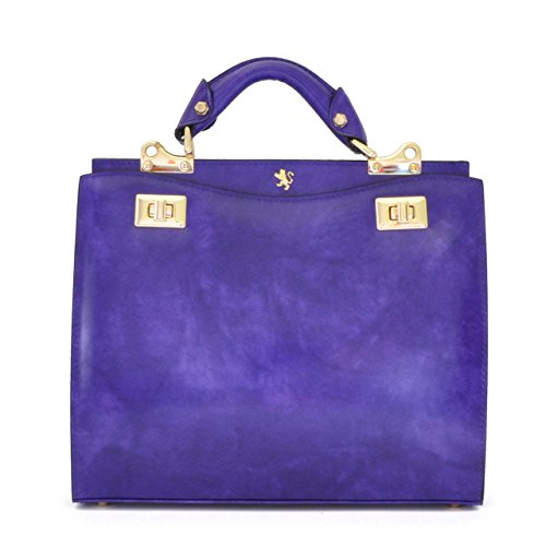 Anna Maria Luisa de' Medici Medium - Borsa Donna RVI 150-32 Lady Bag Violet