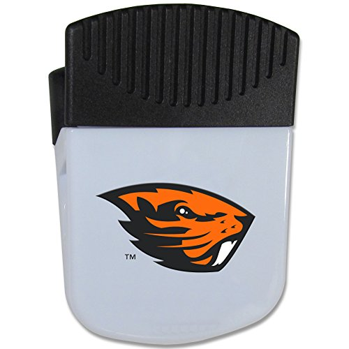 Siskiyou NCAA Oregon State Beavers Chip Clip Magnet, White