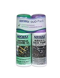 Nikwax Footwear Twin Pack Spray Bottles