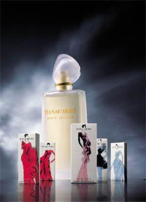 Hanae Mori Haute Couture by Hanae Mori for Women 5.1 oz Perfumed Body Lotion