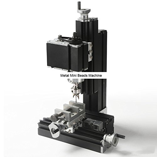 TZ20005MF 60W Metal Mini Beads Machine/60W,12000rpm Powerful Mini Beads lathe by MUCHENTEC