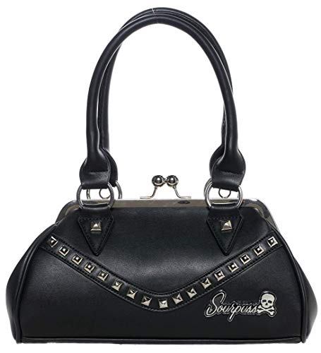 Sourpuss Dollface Stud Purse ()