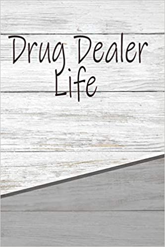Amazon com: Drug Dealer Life: Personalized Weekly Action Planner