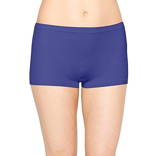 Hanes Womens Get Cozy Boyshort Panties, 2X/3X, Assorted Fashion