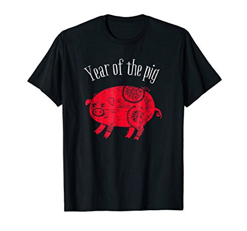 Chinese new year 2019 shirt Year of the Pig Chinese zodiac