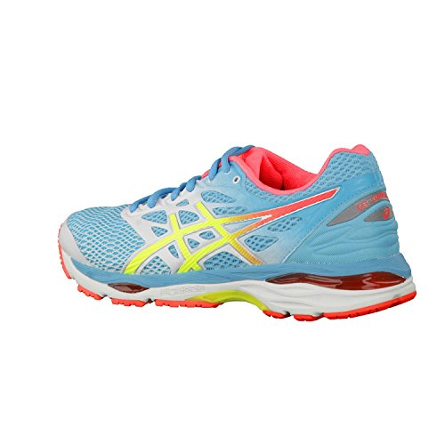 18 White Yellow Scarpe cumulus safety blue Asics Gel Donna Running Atoll q8nYwxx1EC