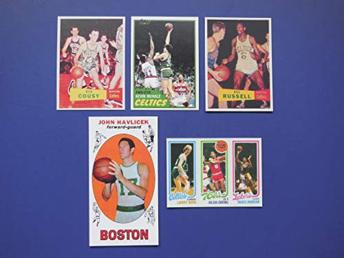 Bill russell rookie card