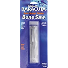 Havalon Knives Baracuta Bone Saw Replacement Blades (Pack of 3)