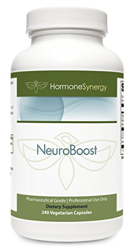 Neuro-Boost | 5-HTP 150 mg | Tyrosine 1.5 g | 400 mcg Active Folate as Quatrefolic w/ Vitamin B6 | Essential Amino Acids |Includes FREE eBook