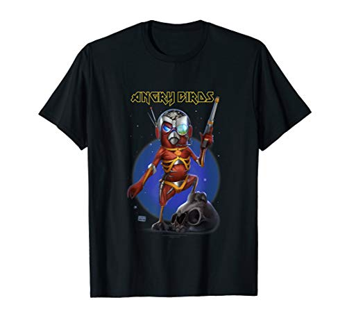 Evolution X Iron Maiden - Somewhere In Time T-Shirt