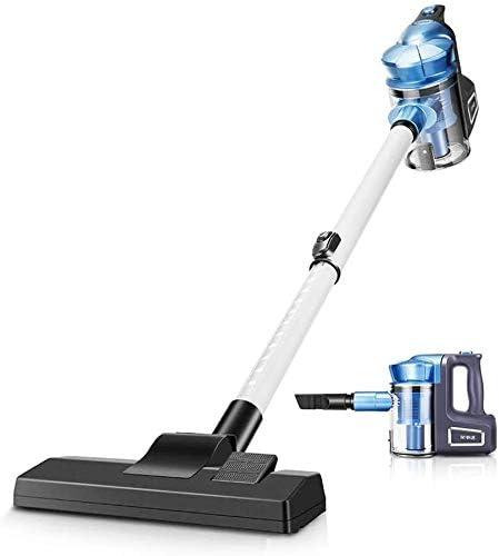 Upright Vacuum Cleaner / Ligera aspirador de 12 kPa de succión fuerte, 700W de alta potencia, 1L