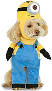 Rubies Costume Co Company 580375_S Minion Stuart Arms Pet Suit, Small
