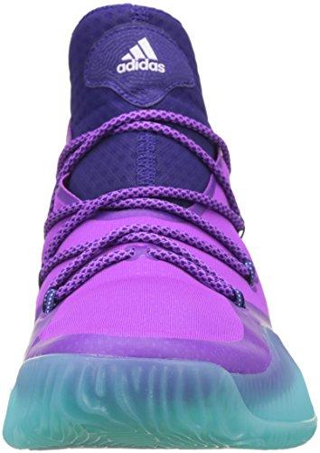 Adidas Crazy Explosive Low Zapatillas De Baloncesto Para Hombre / Zapatos Purple