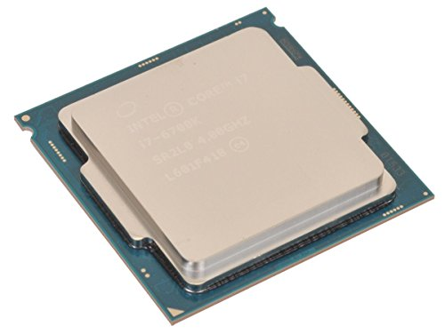 Intel Core i7-6700K 8M Skylake Quad-Core 4.0 GHz LGA 1151 95W Processor-OEM by Intel