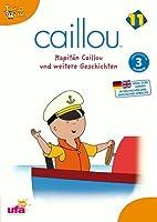 Caillou 11 - Kapitän Caillou und weitere Geschichten