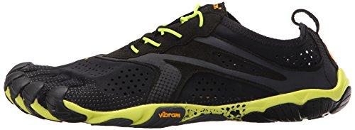 Fivefingers Vibram Bikila Chaussures De Jaune Homme Pour Evo Noir Course RwU7dqw
