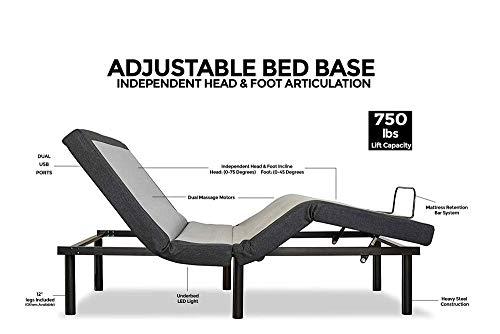 best adjustable bed for snoring
